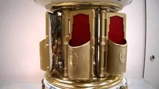 Vintage Brevettato Capodimonte Music Box