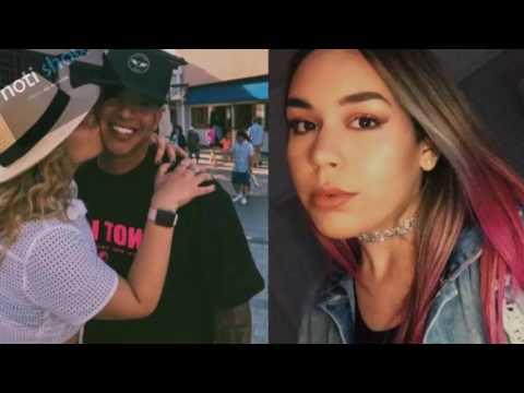 """Mira Como Luce la hija de """"Daddy Yankee"""" en la actualidad. Por eso no la deja salir a la calle"""