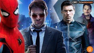 MCU Crossover & TV Series Renewals & Rumors