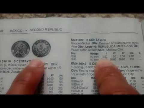 Moneda De 5 Centavos Y Su Valor