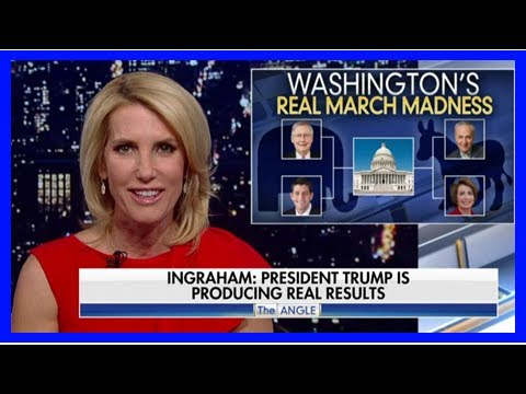 Ingraham: 'March Madness' on Capitol Hill with Bipartisan 'Legislative Scam' Spending Bill | marc...
