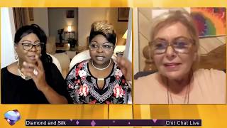 Diamond and Silks full interview with Roseanne Barr