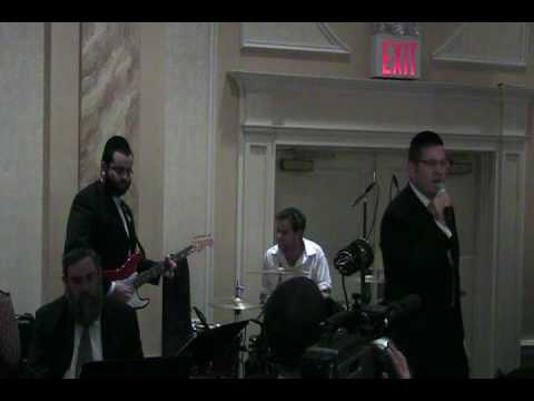 Dovid Gabay Sings Hagomel With Legabay Intro Chemy Soibelman On the Drums With Shloime Dachs Orchestra