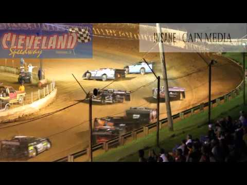 Cleveland Speedway Crate Late Model Highlights