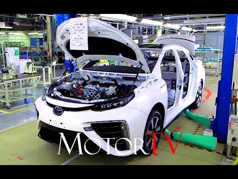 CAR FACTORY : TOYOTA MIRAI PRODUCTION l ASSEMBLY LINE l Motomachi Plant (JAPAN)