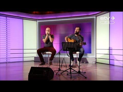 Новая акустическая программа группы AveNue в эфире «Кофе+»