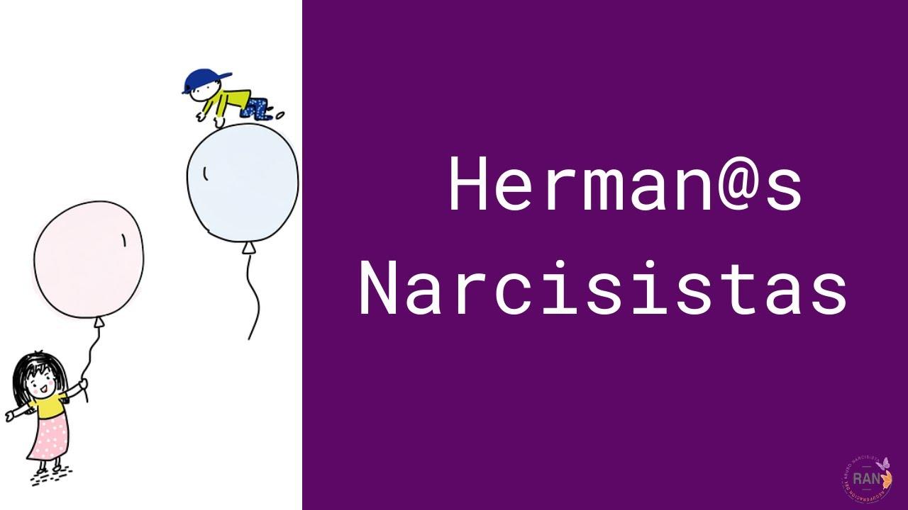 Hermanos Narcisistas. ¿Cómo protegerse?