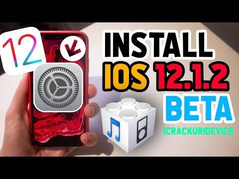 Jailbreak iOS 12 PREP: Downgrade iOS 12.1.3 or 12.1.4 to iOS 12.1.1 beta 3 to Jailbreak 12.1.2