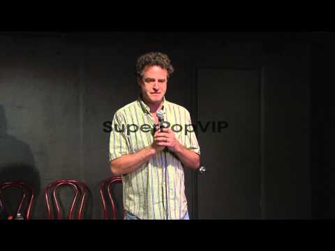 PERFORMANCE: Matt Walsh and Matt Besser as for applause f...