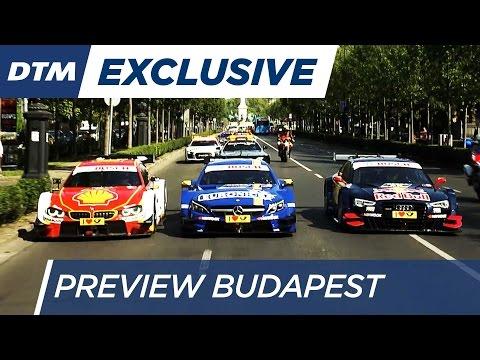 Preview Budapest - DTM 2016