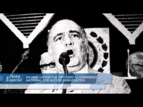 Se despidió el expresidente Jaime Lusinchi