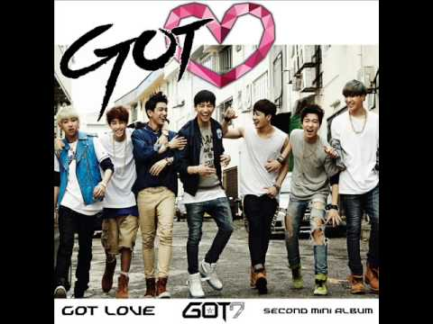 [Mini Album+DOWNLOAD] GOT7 -- GOT♡