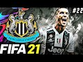 HE HAS BECOME RONALDO!!! - FIFA 21 Newcastle Career Mode EP22