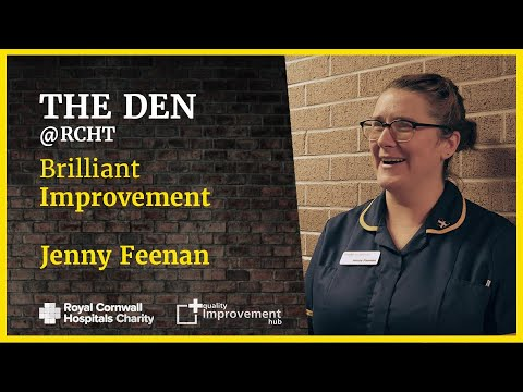 The Den - Brilliant Improvement - Pitch #6
