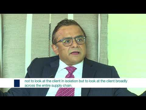 What makes Standard Chartered a Trade Bank - Farooq Siddiqi