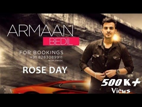Rose Day || Armaan Bedil || Latest Punjabi Songs 2017 ||