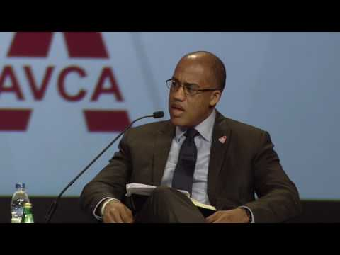 Panel: Francophone Africa - A Powerful Region Coming Into It