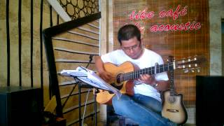 Thuyền Hoa - Phạm Thế Mỹ - Guitar Cover