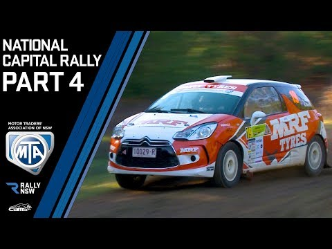 Rally Review - National Capital Rally - Part 4