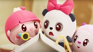 Малышарики – Усатый - полосатый | Новая Серия 200 | Мультики для детей