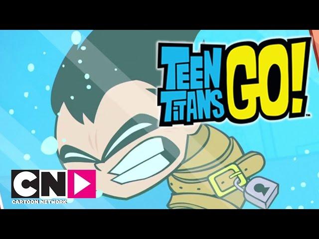 Real Magic   Teen Titans GO!   Norsk Cartoon Network
