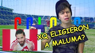 Reacción a MALUMA - COLORS Canción del Mundial | #PoYorch