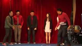 Gambar cover Fire nation dance performance part 1