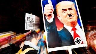 Tổng Thống Donald Trump ĐỘC TÀI Hơn Cả Hitler: Xây Mexico Wall 8 Tỉ USD, Bỏ TPP ObamaCare