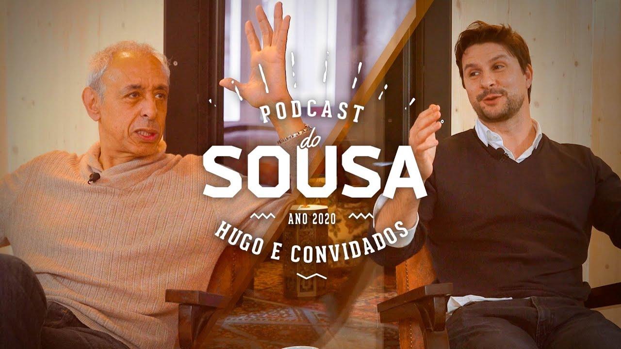 Podcast do Sousa || Óscar Branco