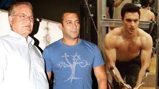 Salman's Father Salim Khan SPEAKS On Aayush Sharma's Film Debut