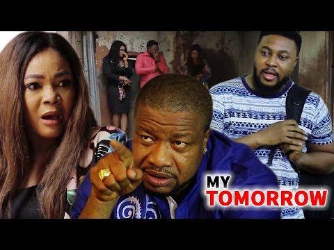 My Tomorrow 5&6 - Rachel Okonkwo 2018 Latest Nigerian Nollywood Movie/African Movie Full HD
