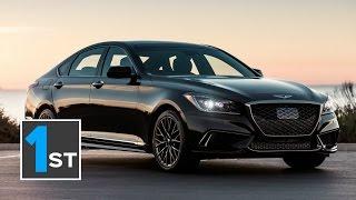 2018 G80 Sport In Black First Look