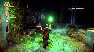 El Altisimo Dragon Age: Inquisition el dios de los secretos