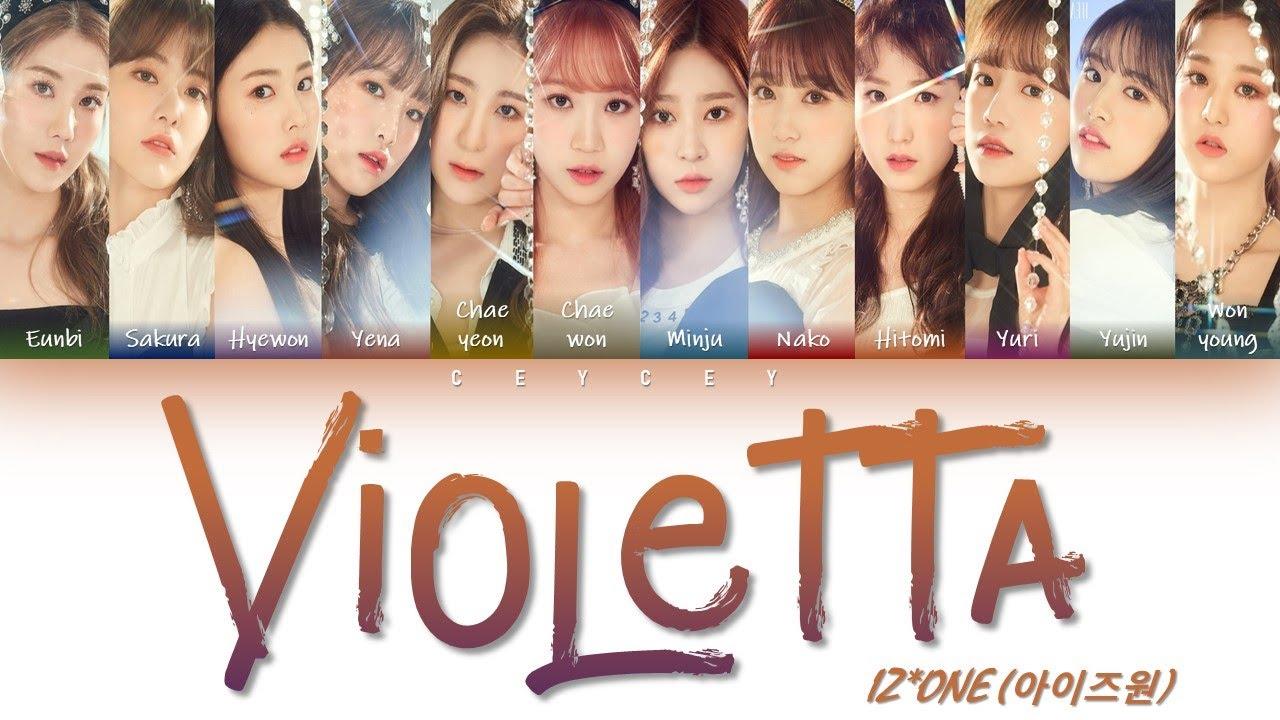 Violetta song kpop