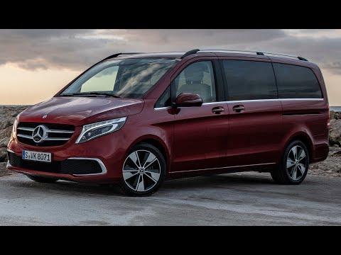 Mercedes benz viano 2020