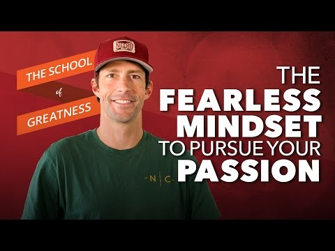 Travis Pastrana on the Fearless Mindset with Lewis Howes