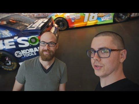 Download Youtube: NASCAR Hall of Fame Tour - Vlog