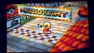 Mario Kart 7 Daisy Hills 1′40″850 Former World Record