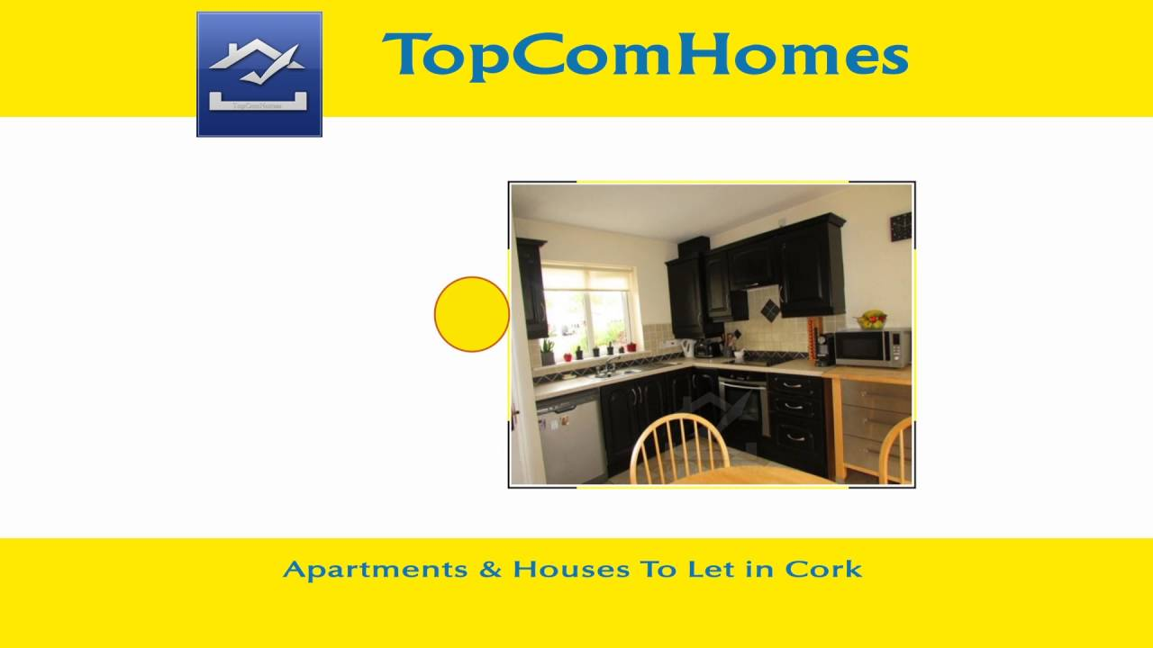 apartments & houses for rent in cork ireland - youtube