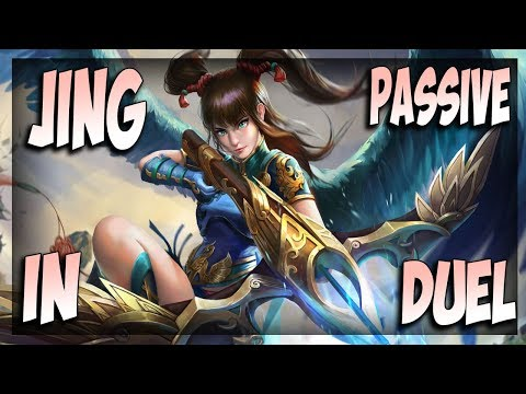 Smite: Jing Wei Passive VS Duel! - Masters Ranked Duel