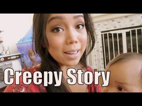 Creepy Story- January 20, 2015 ItsJudysLife Vlogs