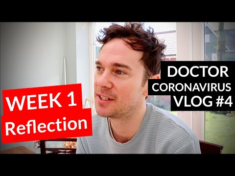 How I'm feeling as a Junior Doctor // UK DOCTOR // Covid-19 Vlog #4