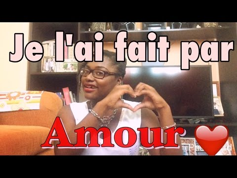 ❤️ JE L'AI FAIT PAR AMOUR. Cyra Lys 🔅