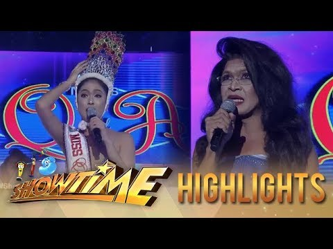 It's Showtime Miss Q & A: President Ganda faces the reigning queen, Lars Pacheco