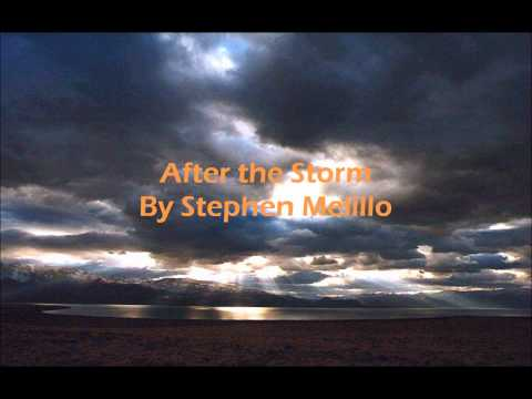 After the Storm By Stephen Melillo