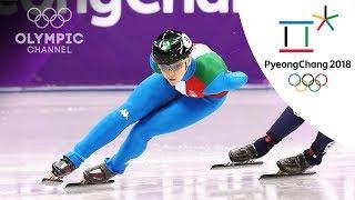 Arianna Fontana's Short Track Speed Skating Highlights | PyeongChang 2018