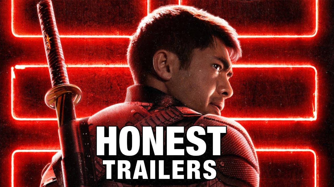 Honest Trailers   Snake Eyes