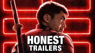 Honest Trailers | Snake Eyes: G.I. Joe Origins