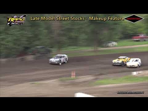 LMSS Makeup Feature - Rapid Speedway - 6/29/18