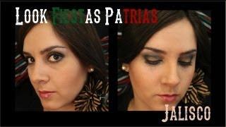 Look para las Fiestas Patrias: Jalisco (Colores de Mi Tierra Bissú)